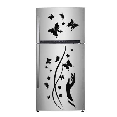 Наклейка на холодильник своими руками фото